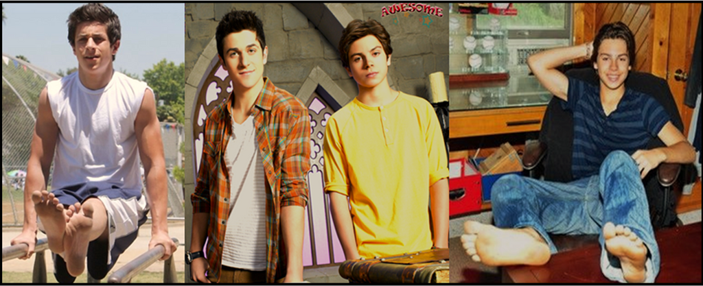 Wizards Of Waverly Place Justin And Max