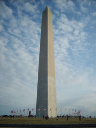 Washington Monument by meh31488
