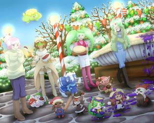 HL: Harvest Festival by nightmaresky