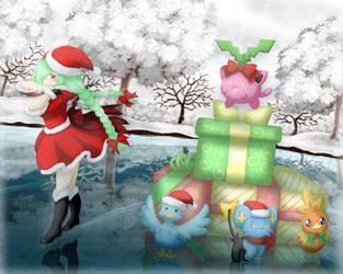 HL: Secret Santa by nightmaresky