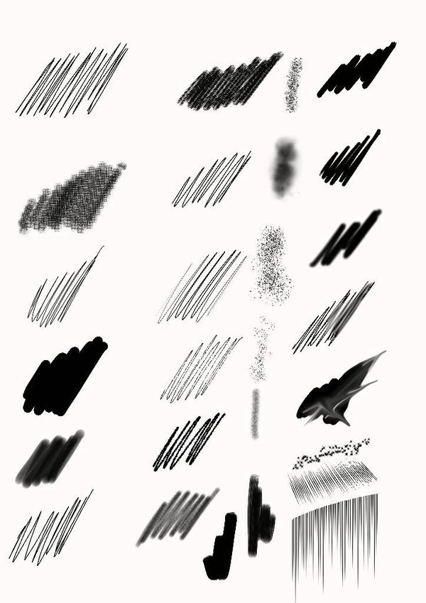 brush tool-test by couragousJoshua