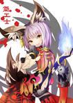 [Blade And Soul] Force Master Lyn fan art