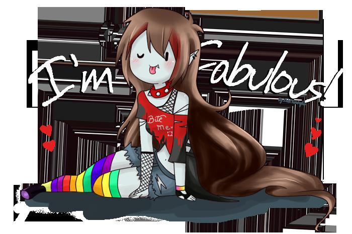 ArtTrade:FoxGirlX by Esha-R