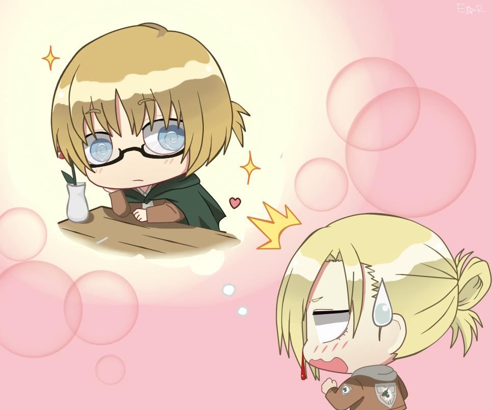 Armin!!! by Esha-R on DeviantArt