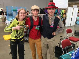 I met David and Liz Lillie! by sparten01