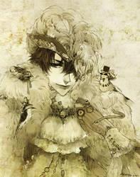 Fancy feather hat!!! by Leirix