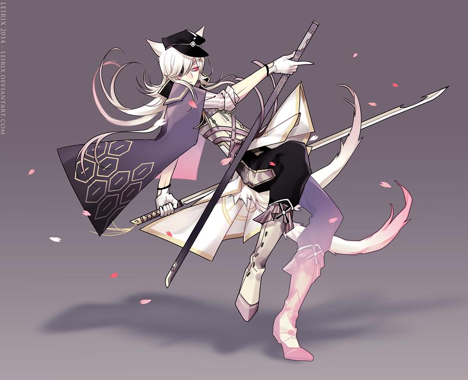 Ryuuhou by Leirix