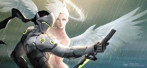 Mercy's best creation