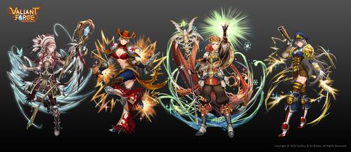 Heroes by Leirix