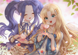 Melty And Filo