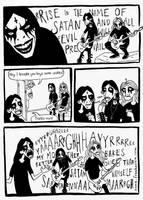 black metal by omppu