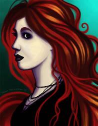 Vampire by omppu