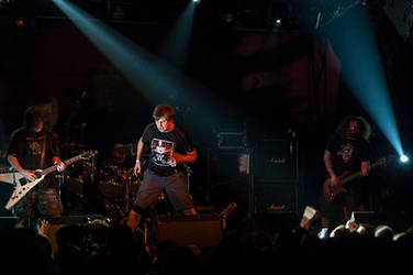 Napalm Death by Anantaphoto