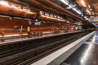 Station Arts et Metiers