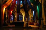 Inside St Severin Church 2
