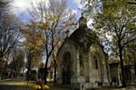 Castle grave