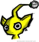 pikmin - yellow