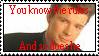 Stamp-Rick Astley by SydneyPrimal
