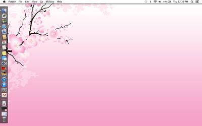 Sakura MBP Desktop