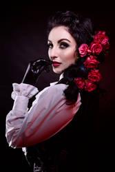 The Raven Rose by GerryPelser
