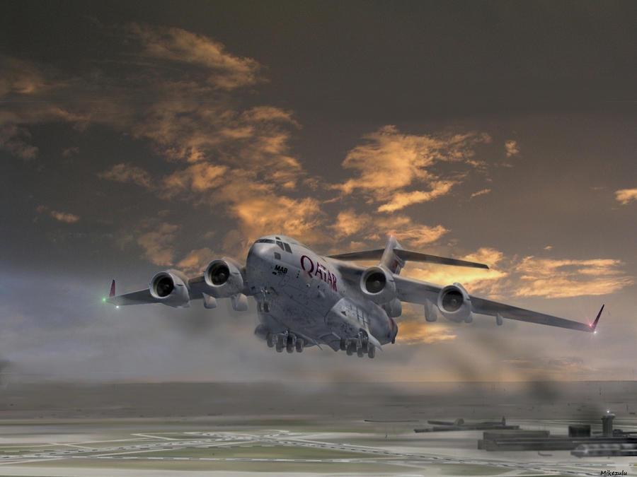 Heavy Turbulence by zulumike