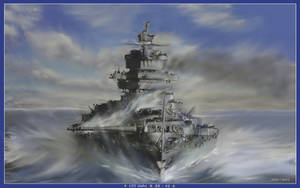 Big Guns of the Pacific by zulumike