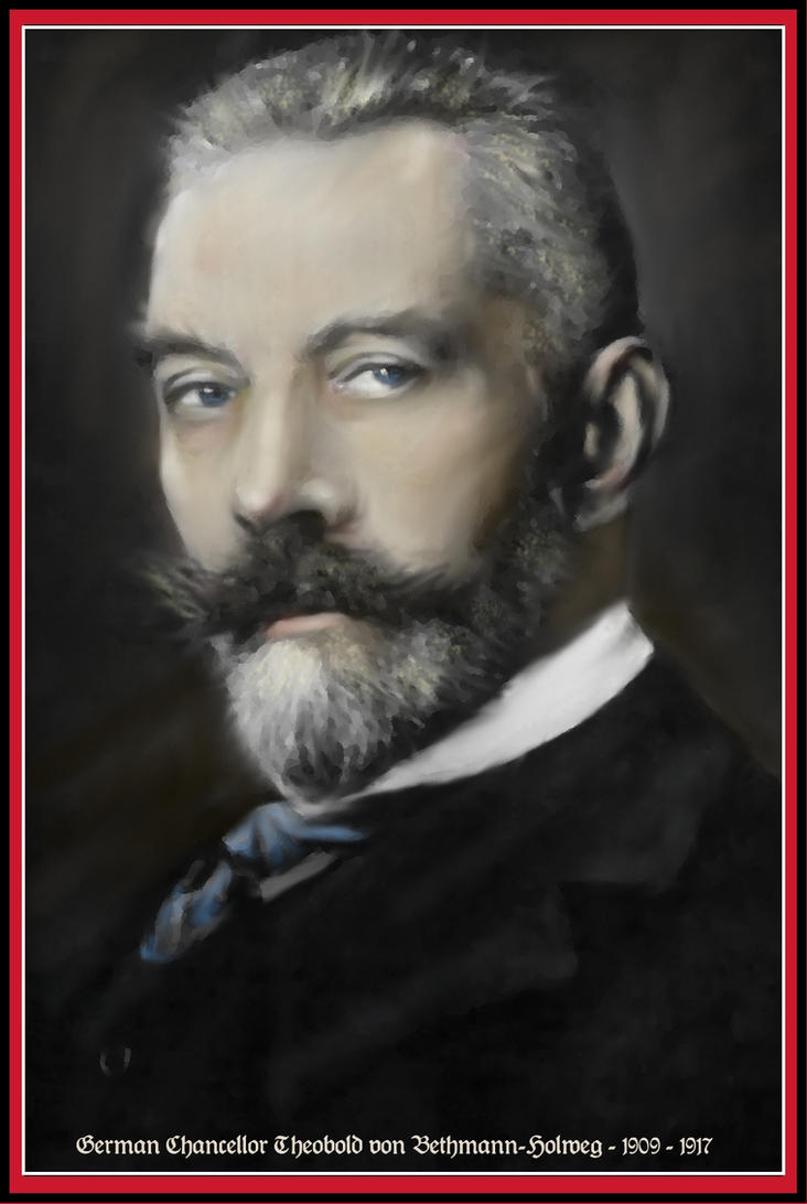 German Chancellor by zulumike