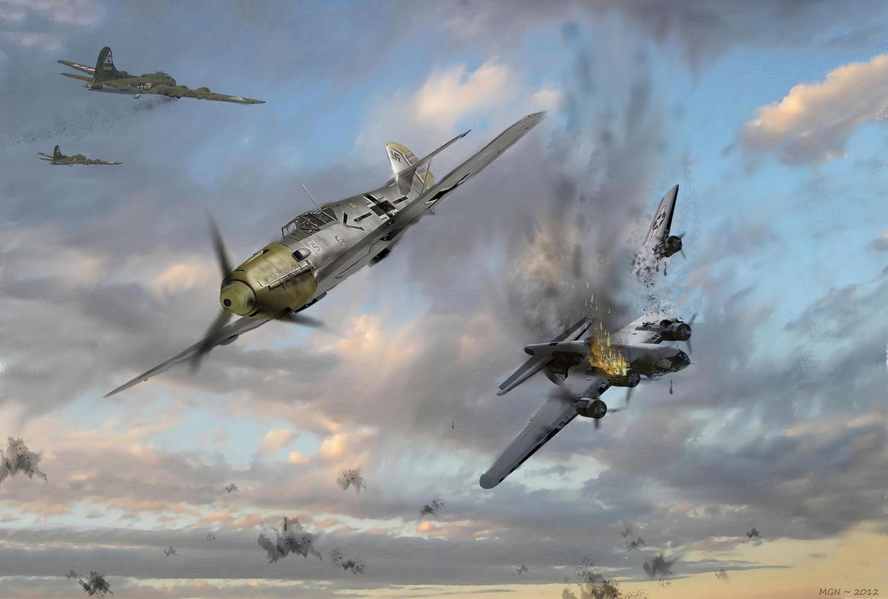 War's Fury by zulumike