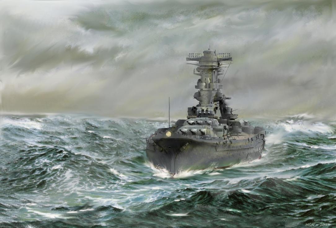 Ocean Warrior by zulumike