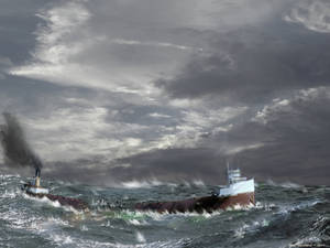 The Loss of the SS Morrell