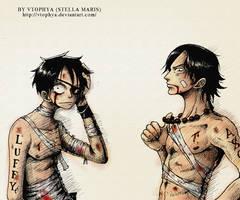 OP-Bandages- by vtophya