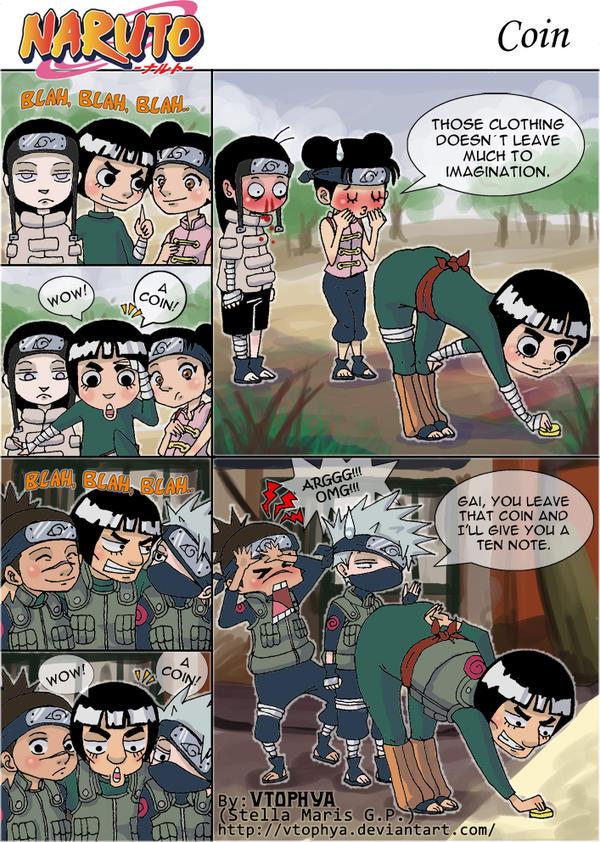 Наруто гей комиксы