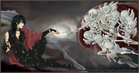 ANGEL SANCTUARY-Exidium-