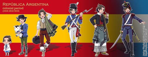 APH-Colonial Argentina-