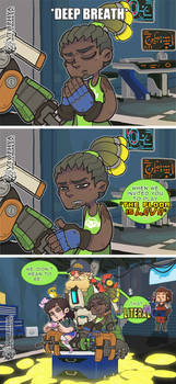 Overwatch - Plainly speaking...
