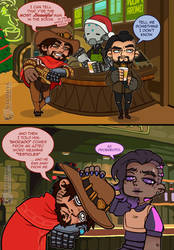 Overwatch - Cafe and bar - Slash