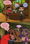 Overwatch - Cafe and bar - Slash by vtophya