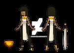 Yellow Topaz [ GEMSONA] Reference + Speedpaint