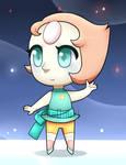 [ Steven Universe ] Chibi Pearl + SpeedPaint