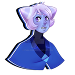 COLLAB - Holly Blue Agate [ + SPEEDPAINT ]