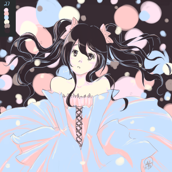 Palette 27 by NamiLoveLess