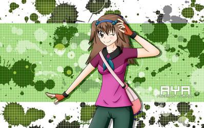 Pokemon Trainer Aya