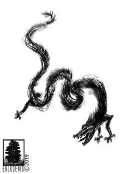 Ink Dragon