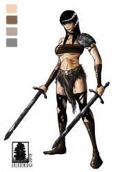 Xera - The Barbarian Princess