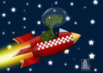 Astronaut Rex