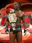 Elijah Burke WWE Champion