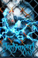 WWE Judgment Day 2014 Poster by Omega6190