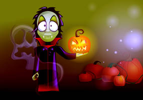 This is Halloween by Spillikin