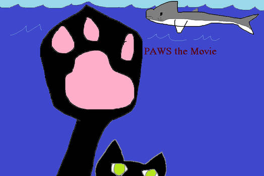 Paws the movie totally not a parody of jaws