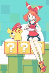 Super Pikachu Maker by makaroll410